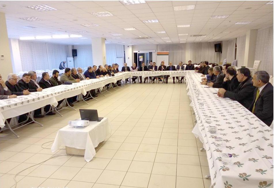 Eğitime Destek Platformu ilk Koodinasyon Kurulu Toplantısını yaptı
