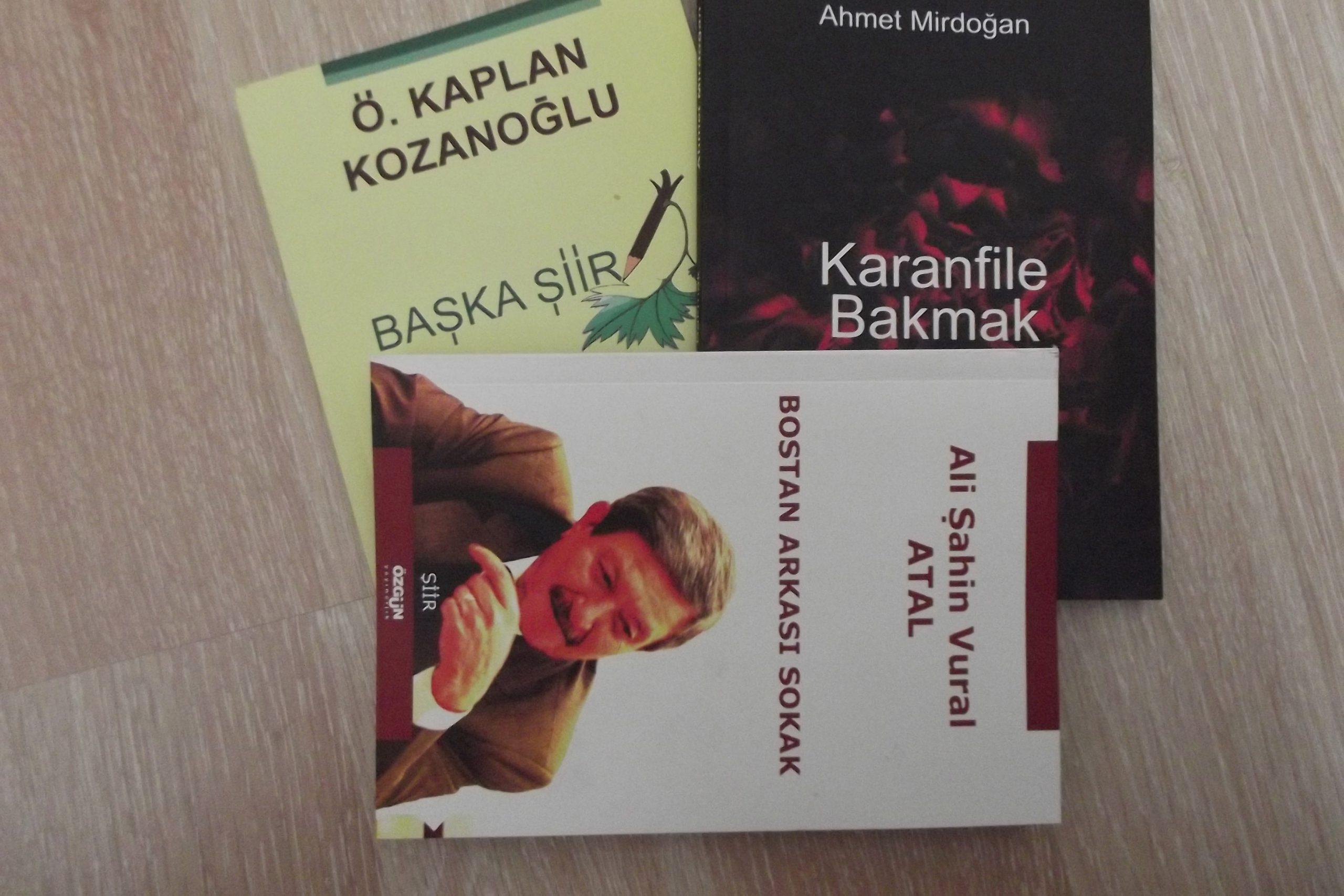 Adana'nın sevilen isimlerinin şiir buluşması