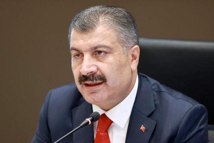 Türkiye'de 7381 vaka, 161 ölüm ile rekor kırıldı
