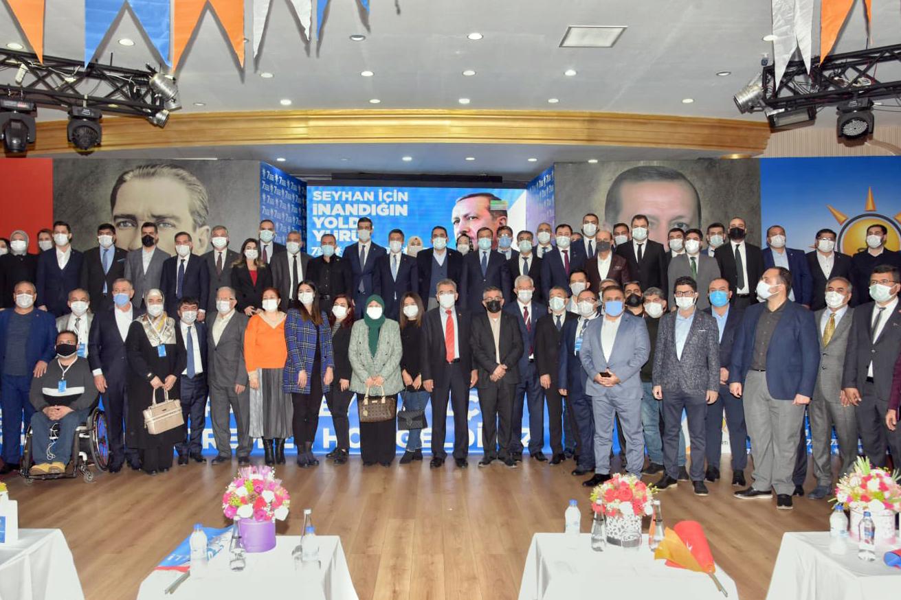 AK Parti'de ilçe kongreleri tamamlandı