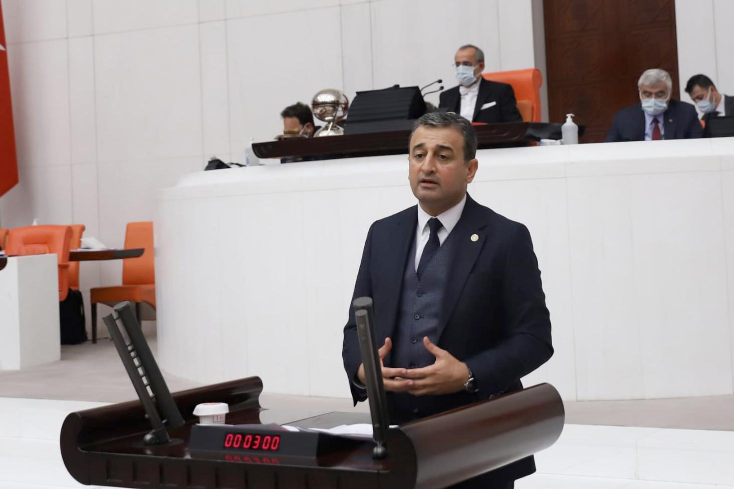 CHP'li Bulut'tan esnafı rahatlatacak kanun teklifi