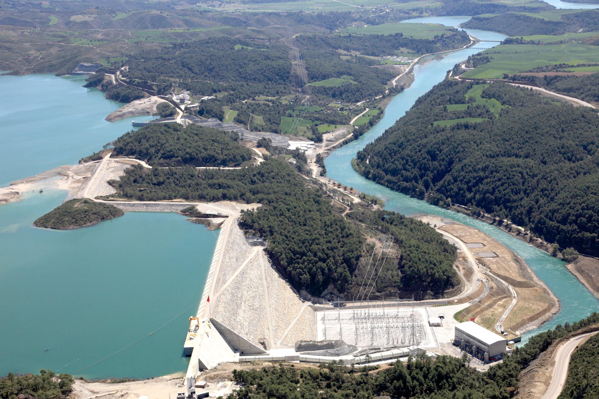 18 yılda Adana'ya 11 baraj 1 gölet yapıldı