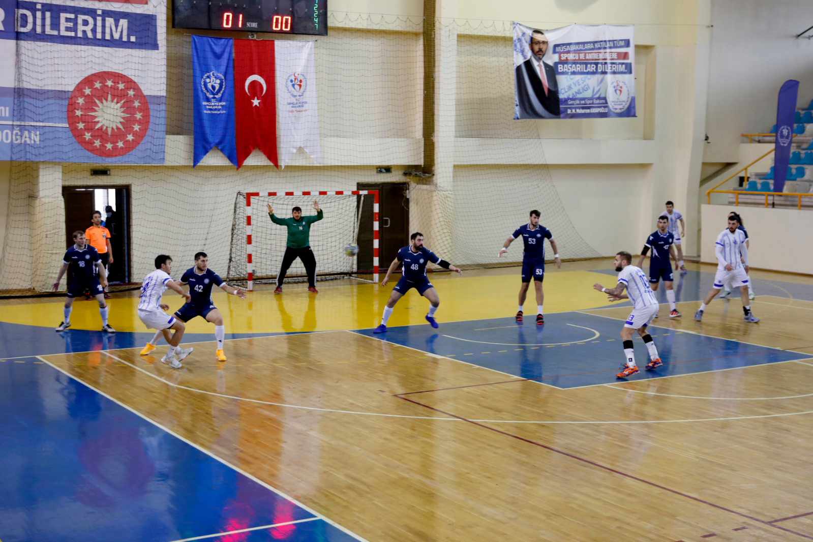 Hentbol'un nabzı Adana'da atacak