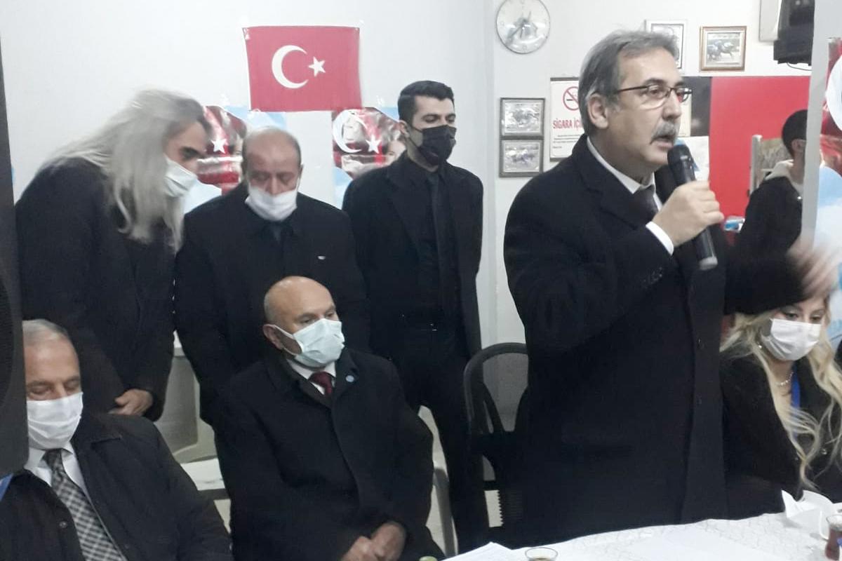 İYİ Parti'ye toplu katılım