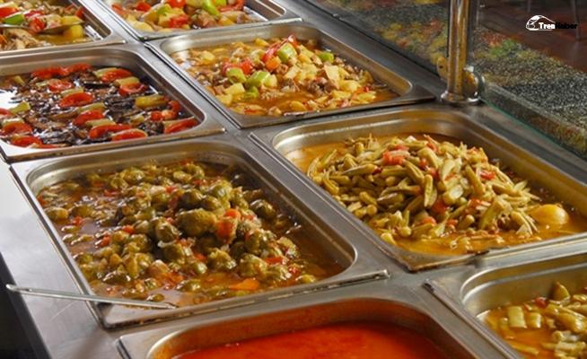 Malzeme dahil yemek üretim, dağıtım ve sonrası temizliği hizmeti alınacaktır