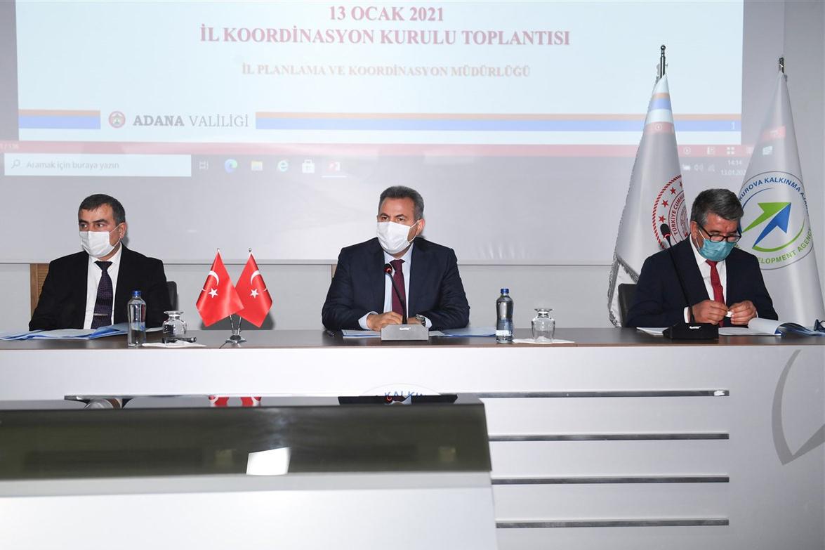 Vali Elban: 2020'de 420 projeden 135'i tamamlandı