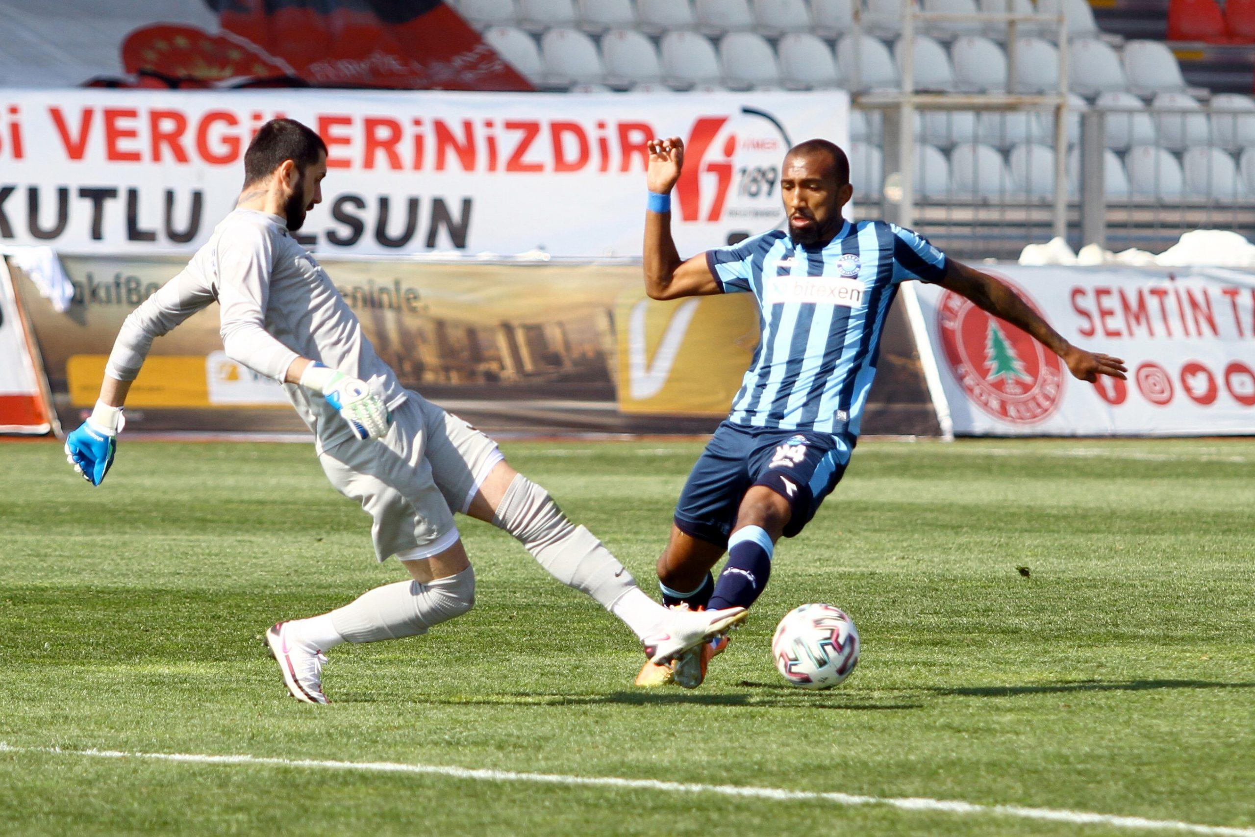 ŞİMŞEK'TE KAYIP SÜRÜYOR: 0-0