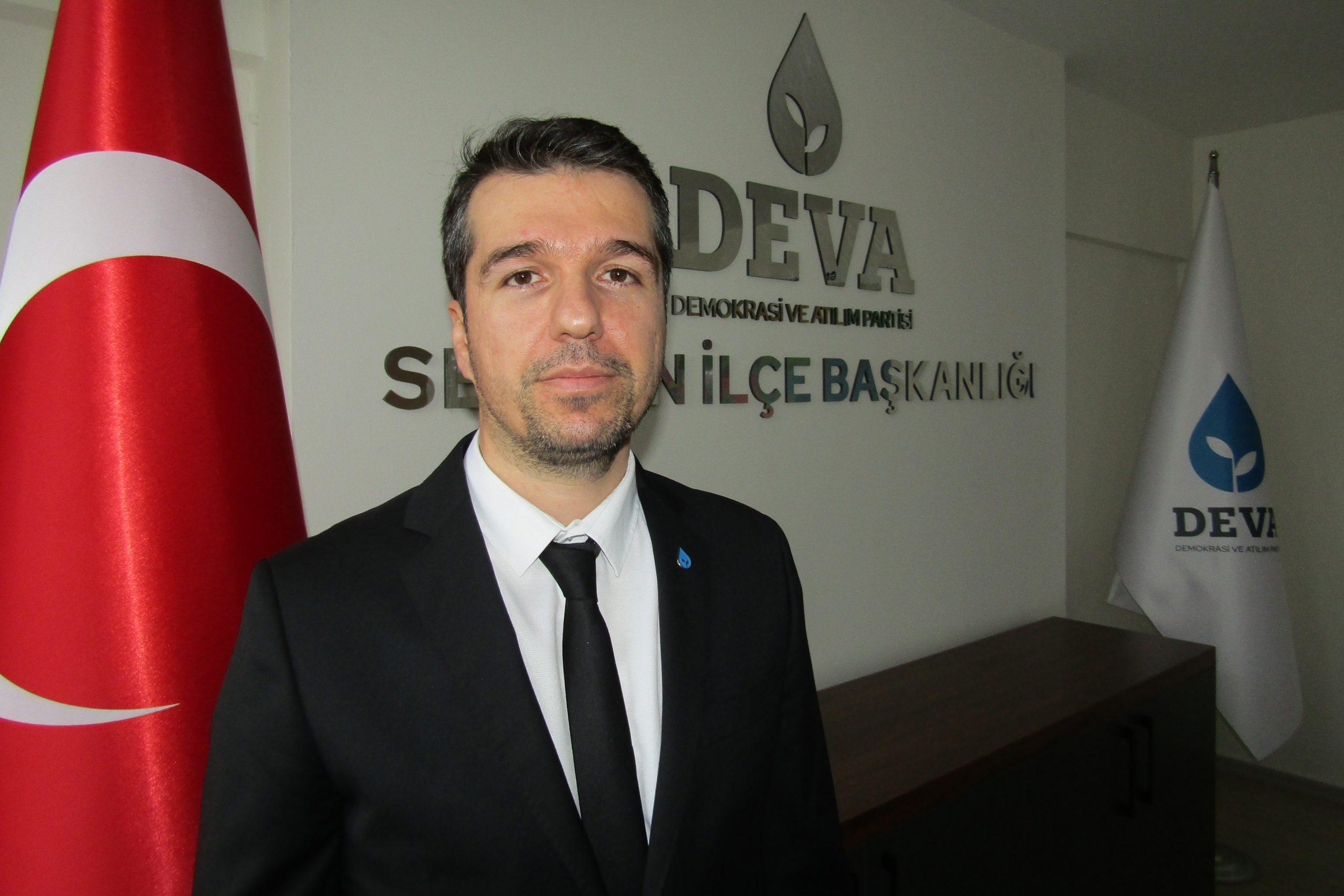 Türkiye'nin sorunlarına gençler DEVA olacak