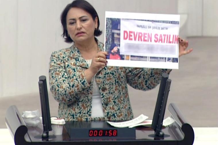 Dr.Şevkin: Esnaf, kepenk indirerek adeta iktidara ders veriyor