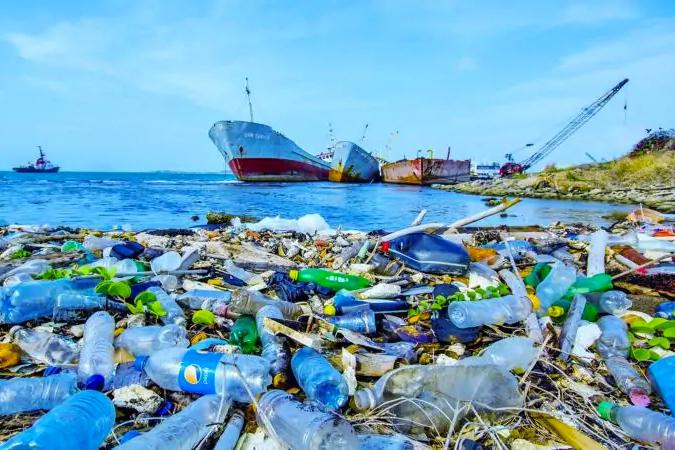 Akdeniz'de plastik kirliliğine dikkat çekildi