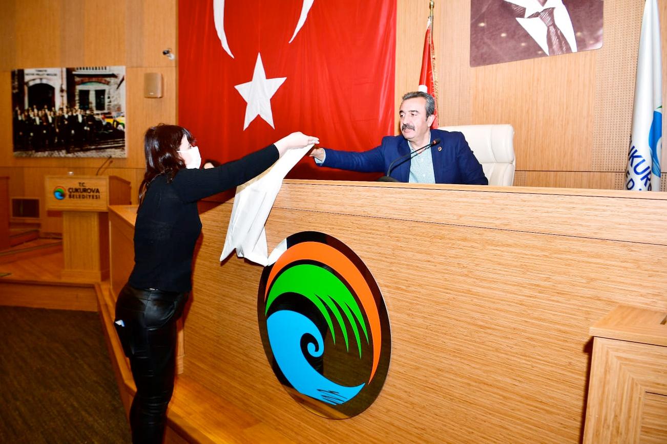 Çukurova'da encümen üyeleri seçildi