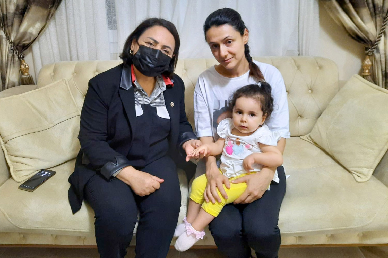CHP'li Şevkin'den Eliz Mira'ya destek çağrısı