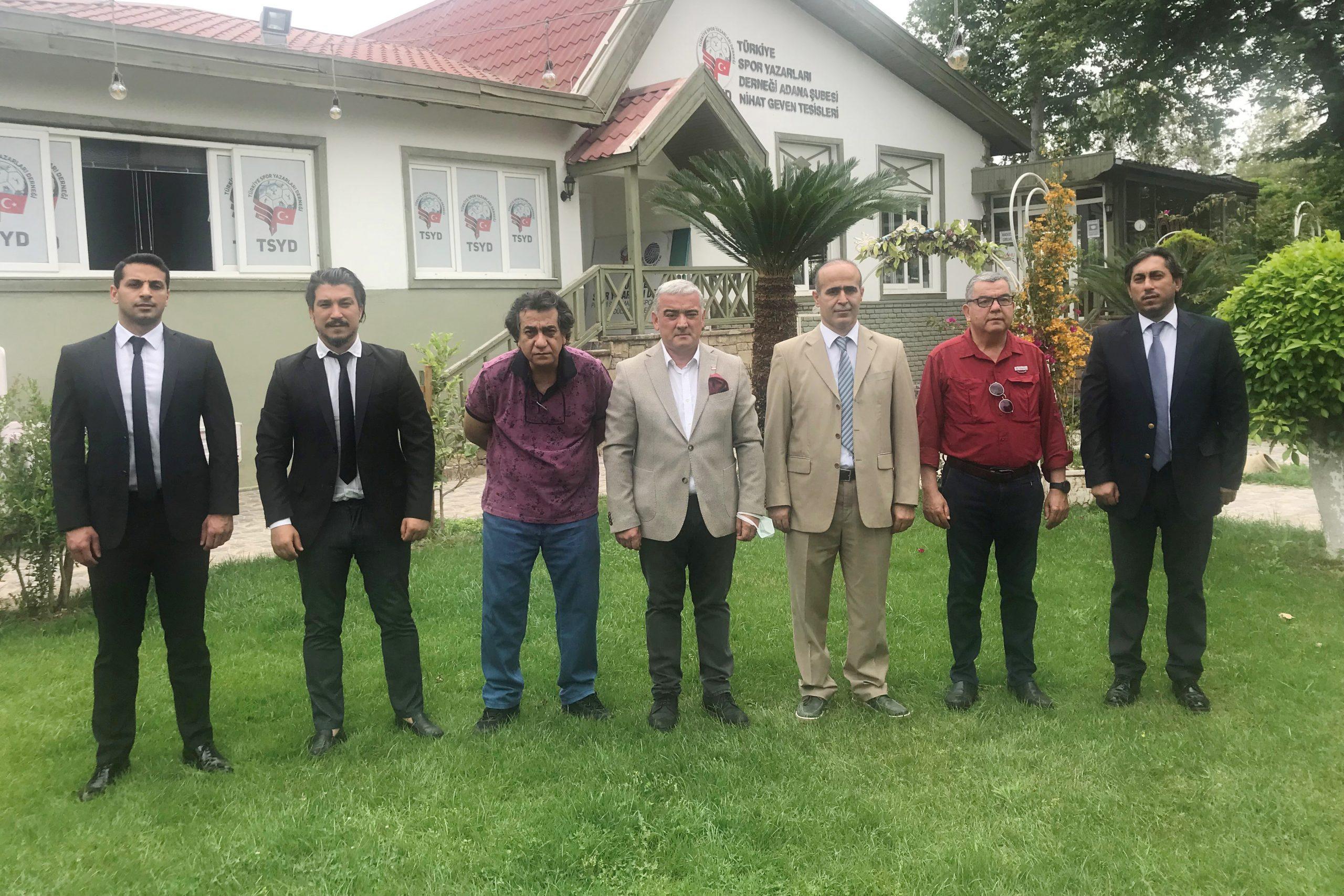 TSYD Adana Şubesi'nde yönetime üç yeni isim