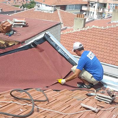 Bina ve çatılarının onarım işi yaptırılacaktır