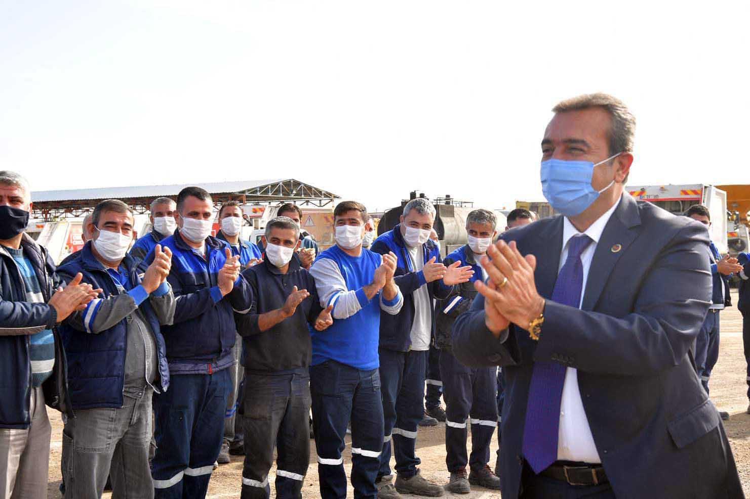 Çukurova'da işçiye promosyon müjdesi