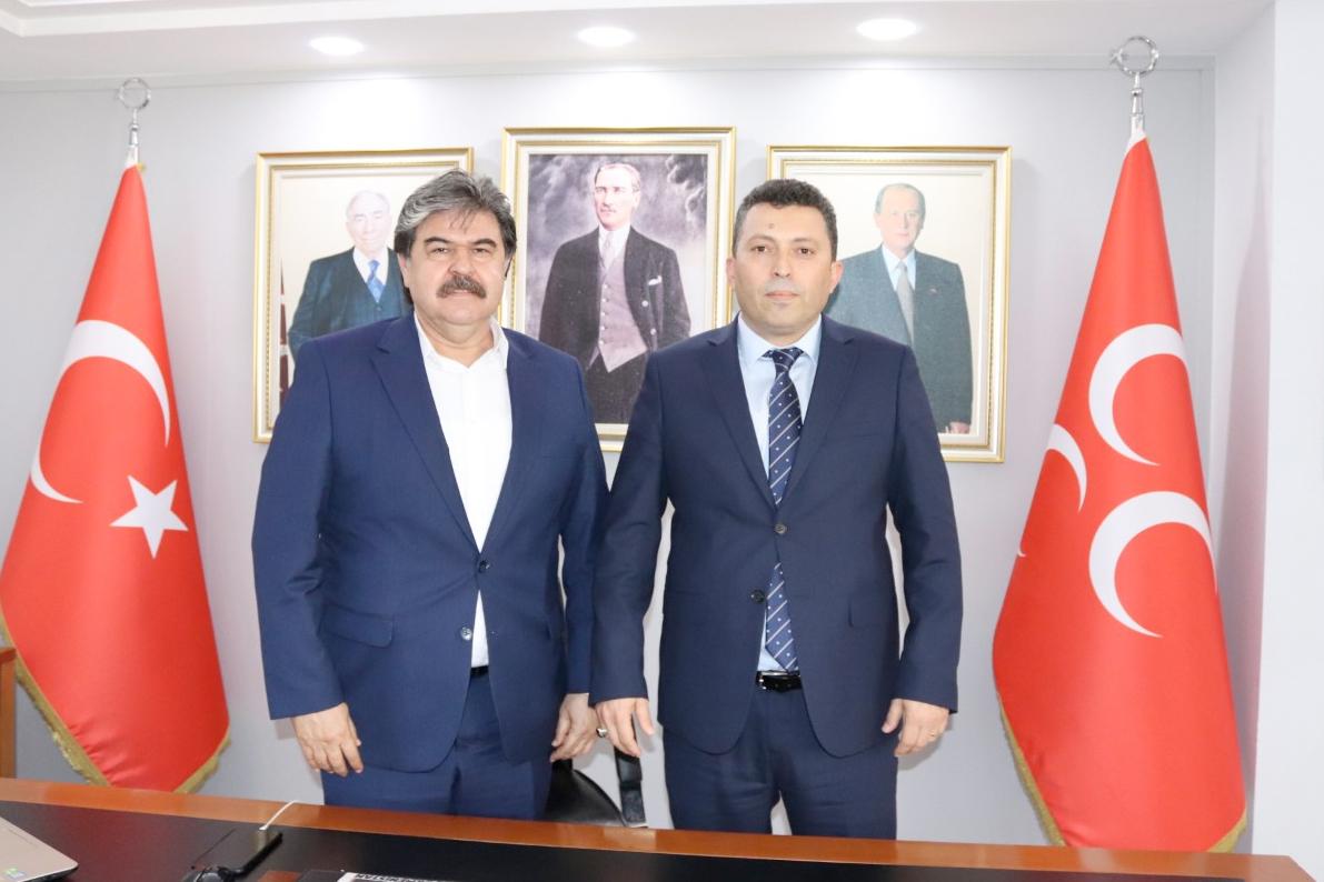 MHP Adana başarıya odaklandı!