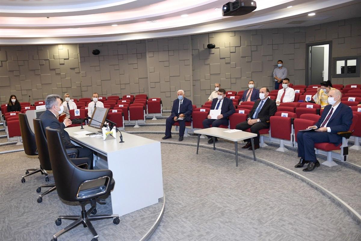 Vali Elban: Topraklarımızı seviyor ve çok önemsiyoruz