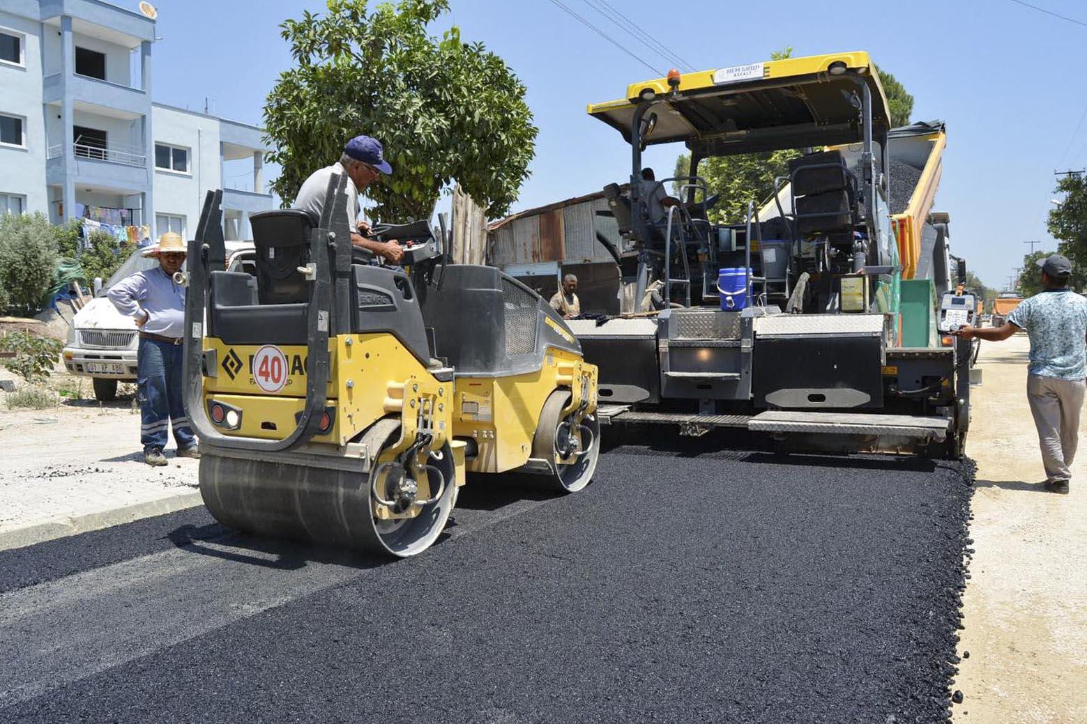 Zeydan Karalar'ın asfalt kararlılığı sürüyor