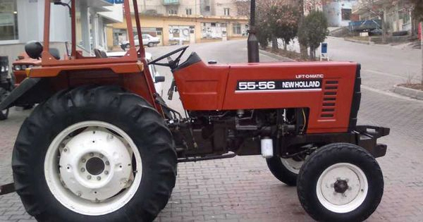 New Holland marka traktör mahkemeden satılıktır