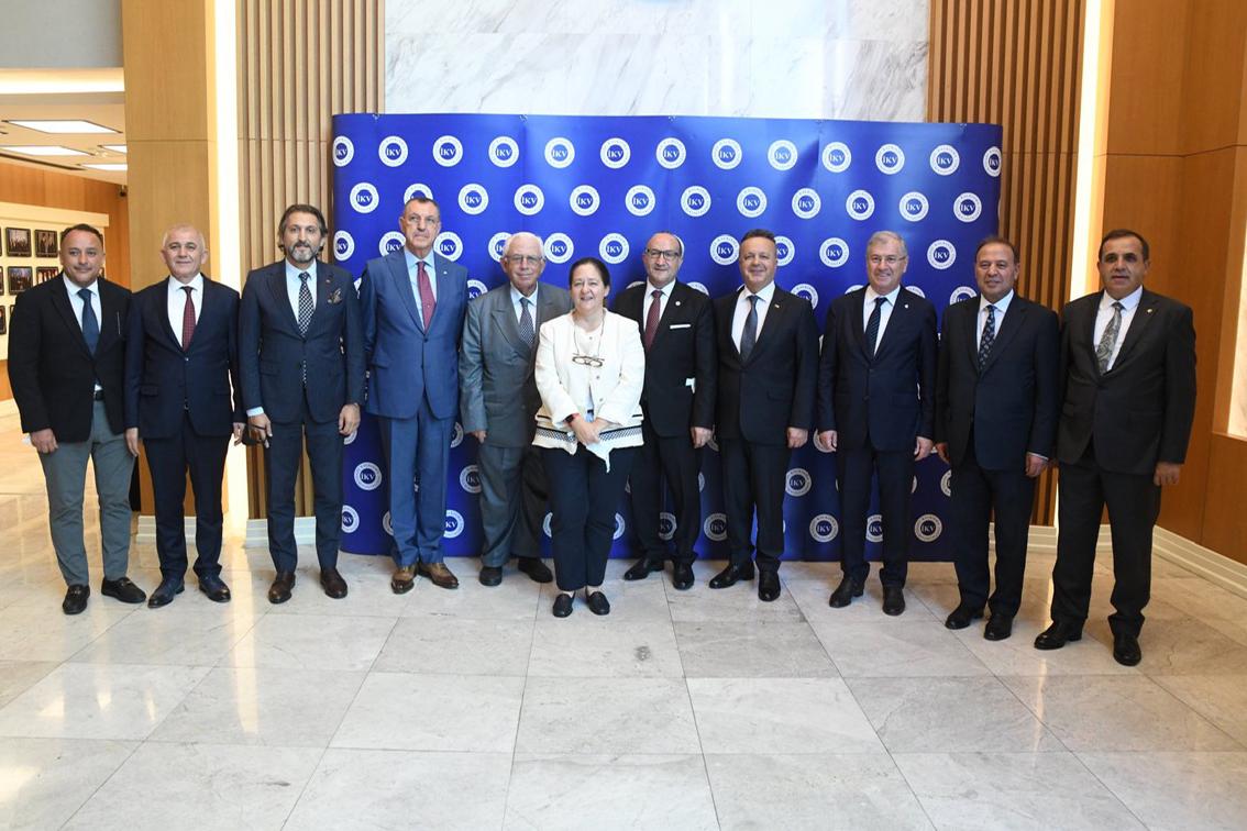 Atilla Menevşe, İKV yönetimine seçildi
