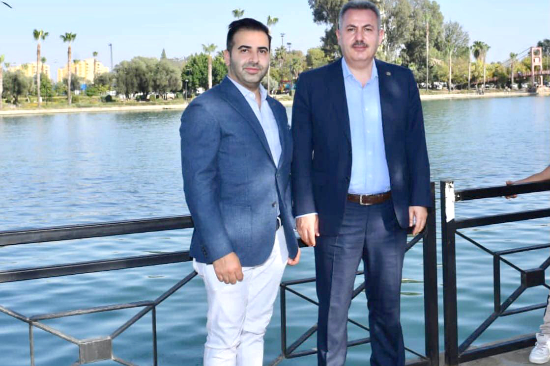 Ahmet Bakıner: Valimiz Adana için büyük şans