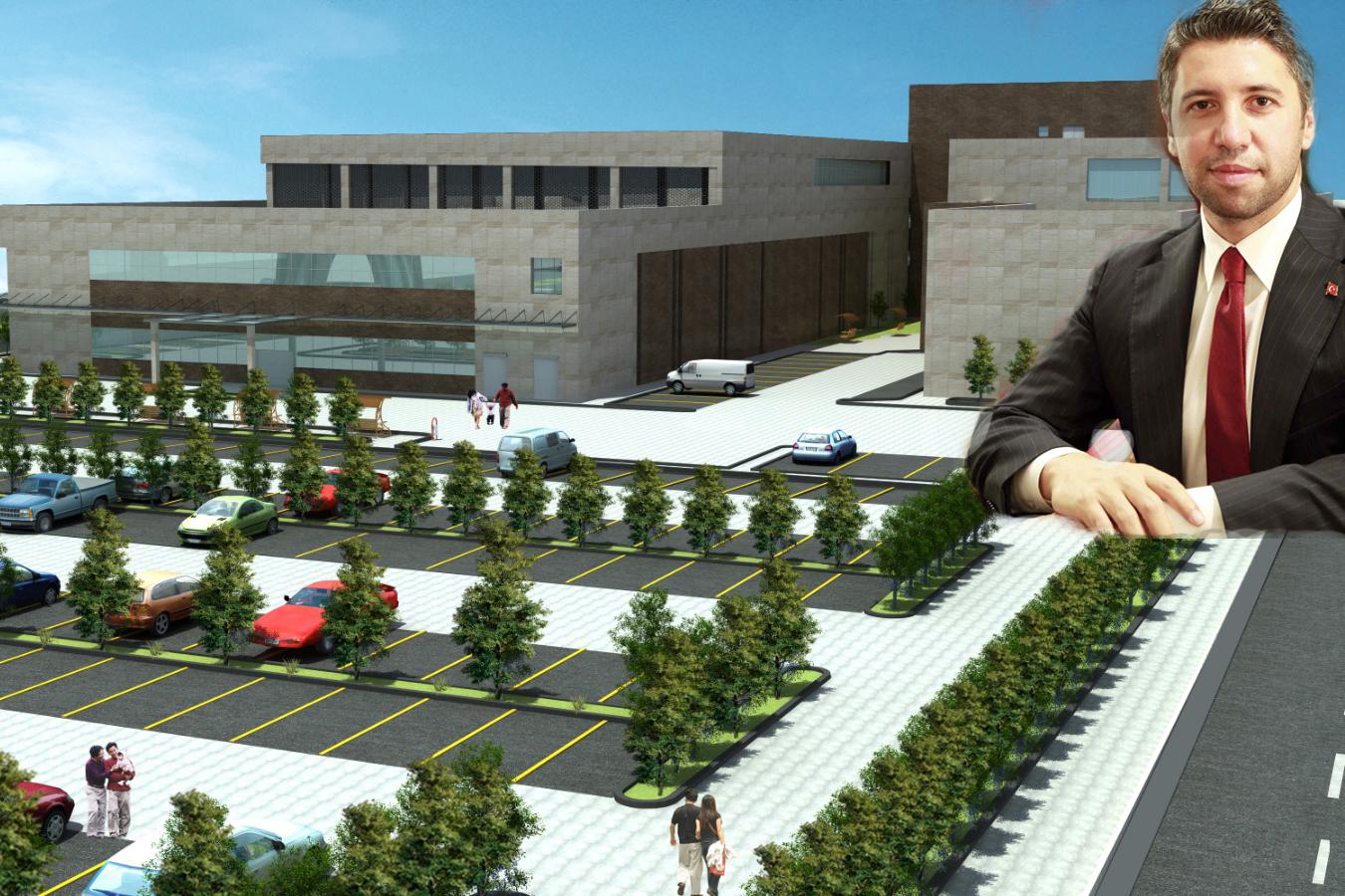 Başkan Mehmet Ay'dan hastane müjdesi
